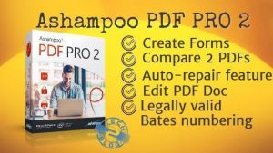 Ashampoo PDF Pro 2.07 Crack + License Key (Latest) Free Download