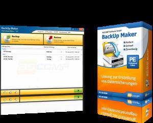 BackUp Maker Professional 7.501 Crack (Latest 2020) Free Download