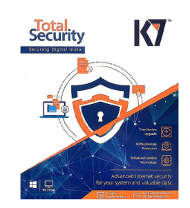 K7 Total Security 2020 Crack v16.0.0.174 + Activation Key Free Download