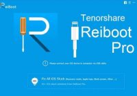 Tenoshare ReiBoot Pro 7.3.6.1 Crack + Serial Key (Latest) Free Download