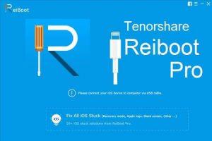 Tenoshare ReiBoot Pro 7.3.6.1 Crack + Serial Key (Latest) Free Download