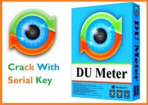 DU Meter 7.30 Build 4769 Crack + Serial Key Free Download