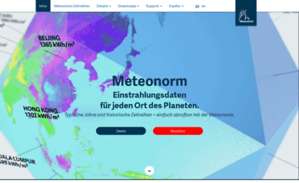 Meteonorm 7.3.4 Crack + Activation Code (2020) Free Download
