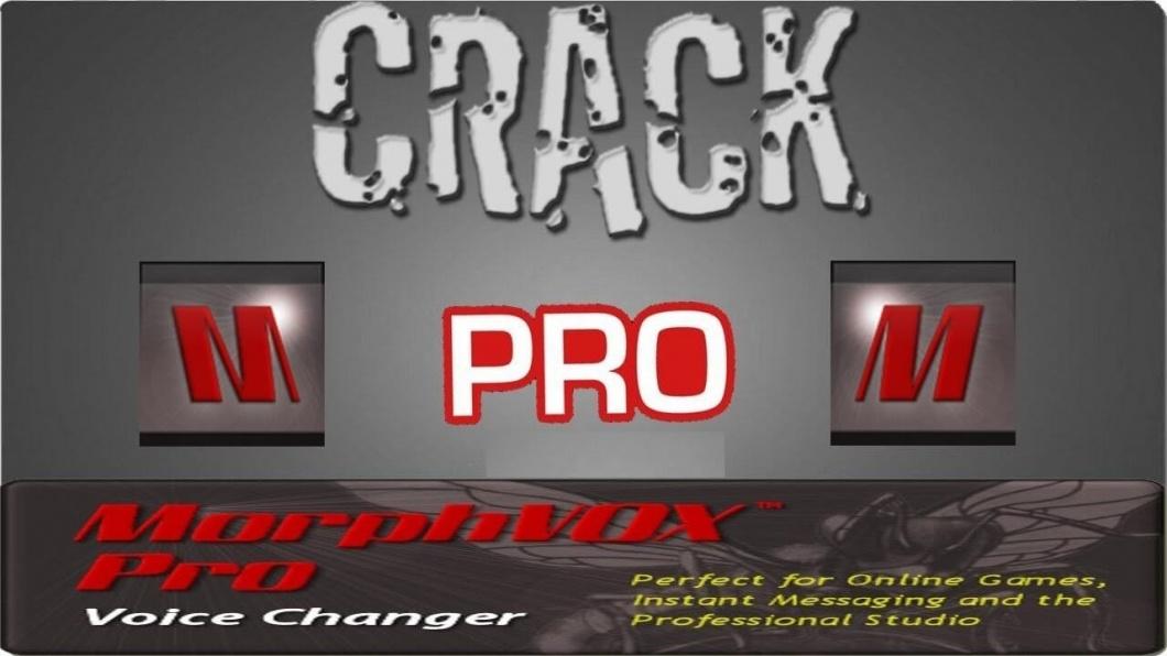 MorphVox Pro v4.5 Crack + Serial Key (Latest) Free Download 2020