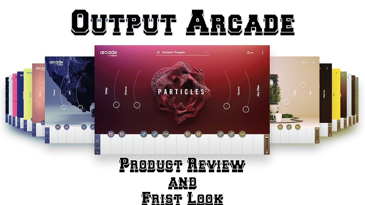 Output Arcade VST 1.1 Crack + Torrent (2020) Free Download
