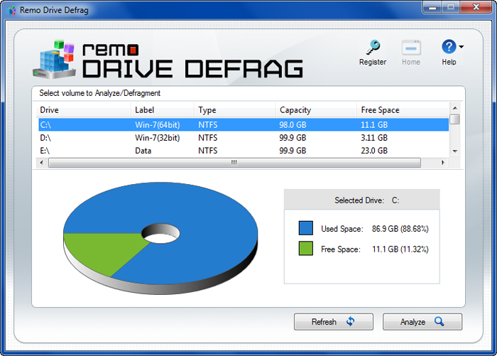 Remo Drive Defrag 2.0.0.44 Crack + Keygen (2020) Free Download