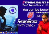 Typing Master Pro 10 Crack + Serial Keys (Latest) Free Download