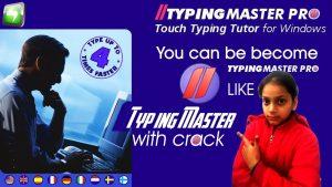 Typing Master Pro 10 Crack + Serial Keys (Latest) Free Download