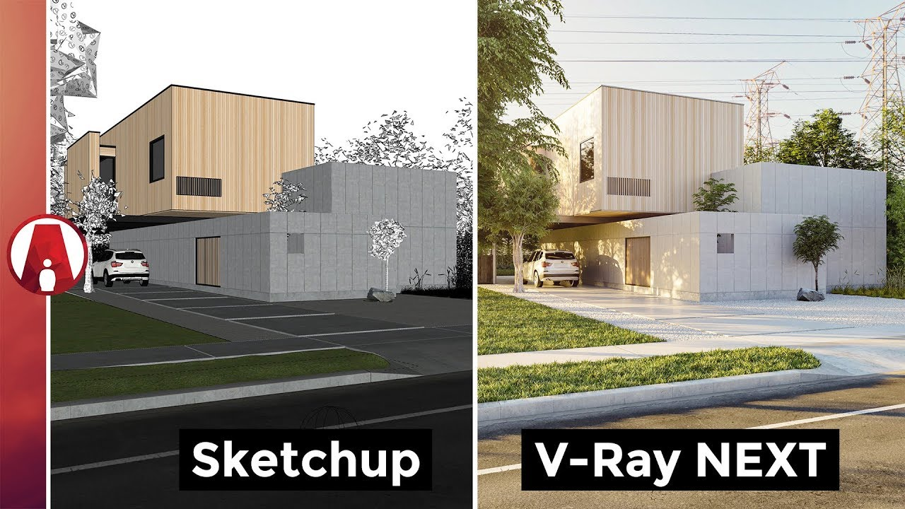 VRay 4.20.01 Crack For Sketchup 2020 + License Key (Latest) Free Download