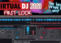 Virtual DJ Pro Infinity 8.4 Crack + Full Version (2020) Free Download