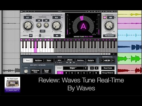 Waves Tune Real-Time Crack + Torrent (MAC + PC) Free Download 2020