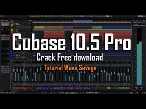 Cubase Pro 10.5 Crack + License Key (Latest) Free Download