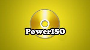 PowerISO 7.7 Crack + Keygen [Latest] Free Download 2020