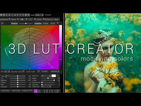 3D LUT Creator 1.54 Crack Latest Version + Serial Key Free Download