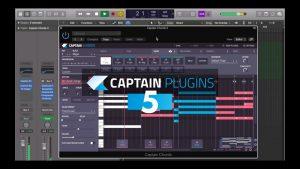 Captain Chords 5 Crack + Torrent VST Plugin For Mac (Latest) Free Download