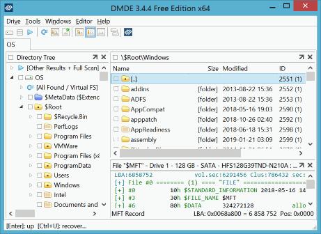 DMDE 3.7.1.777 Crack + License Key (2020) Free Download