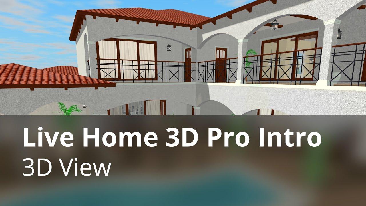 Live Home 3D Pro 3.8.2 Crack + License Key (Latest) Free Download