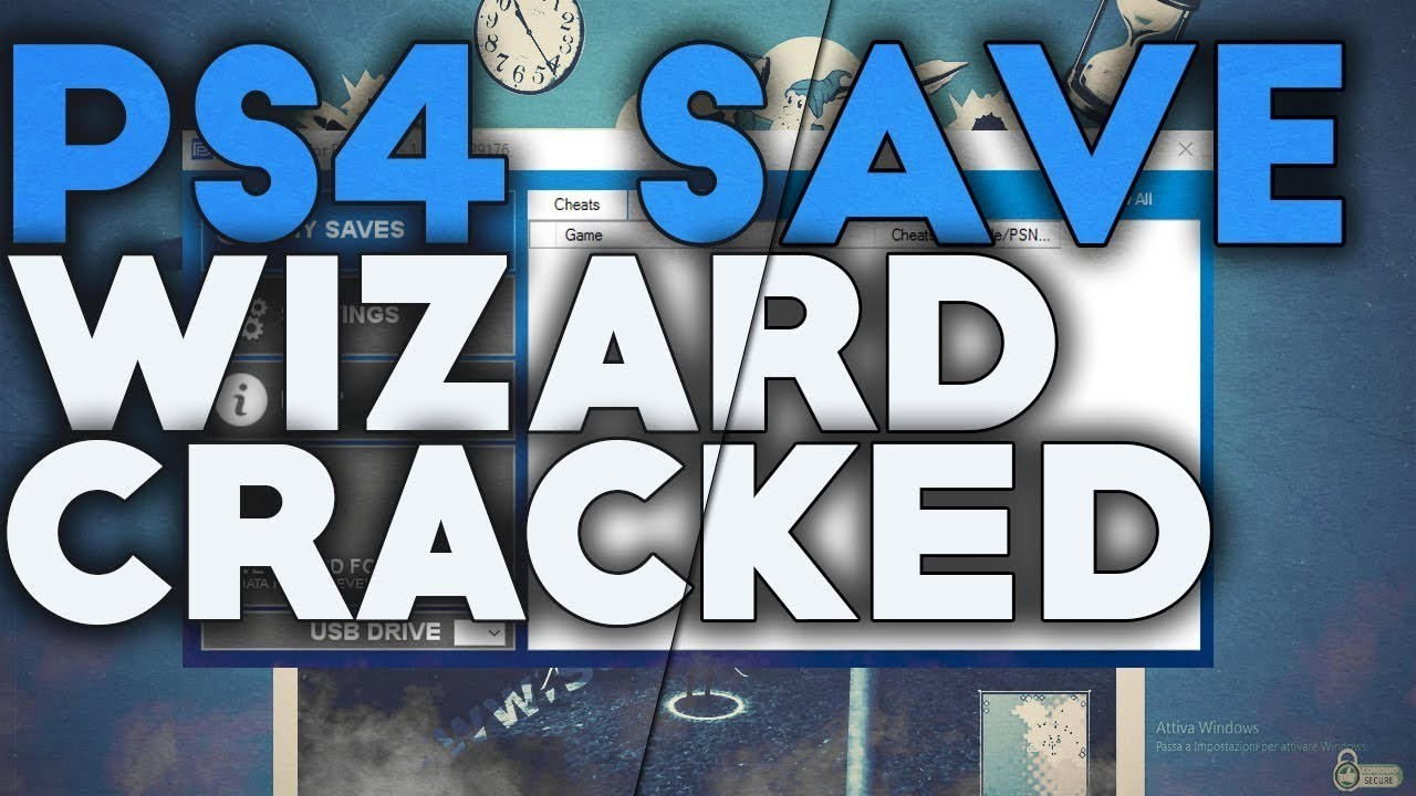 PS4 Save Wizard Cracked + License Key Free (1.0.7430.28765) Latest Download