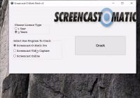 Screencast-O-Matic Pro 2.0 Crack + Serial Key (Latest) Free Download