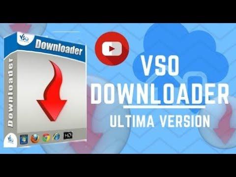 VSO Downloader 5.1.1.71 Crack + Torrent (Latest) Free Download