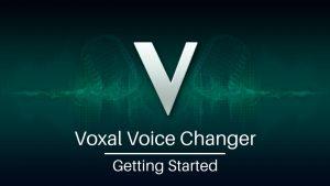 Voxal Voice Changer Mac 5.04 Crack + Registration Code (Latest) Free Download