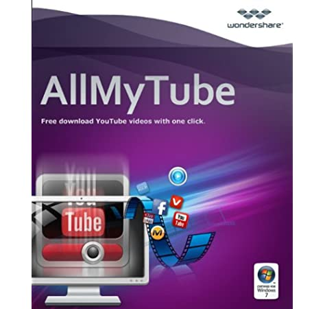 WonderShare AllMyTube 7.4.9.2 Crack + Full Keygen (Latest) Free Download