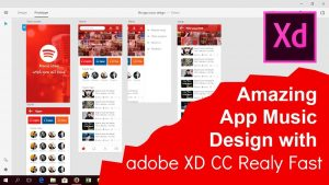 Adobe XD CC v32.1.22 Crack (Latest Version) Free Download