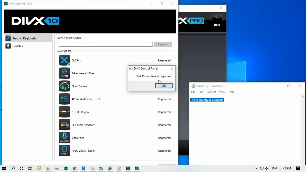 DivX Pro 10.8.9 Crack & Serial Number (2021) Free Download