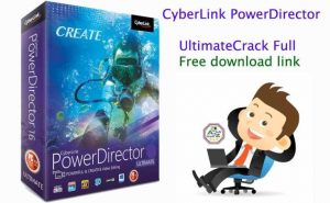 Cyberlink PowerDirector 19.1.2407.0 Crack (Latest) Version 2021